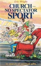 Church No Spectator Sport cover